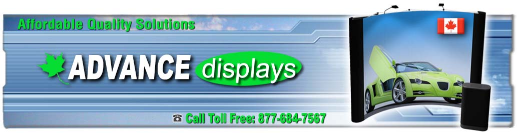 Banner Stand Trade Show Display Sales